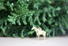 Load image into Gallery viewer, CaliRoseJewelry 14k Pony Horse Bracelet Charm or Pendant