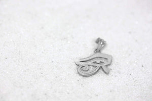 CaliRoseJewelry 14k Egyptian Eye of Horus Charm Pendant