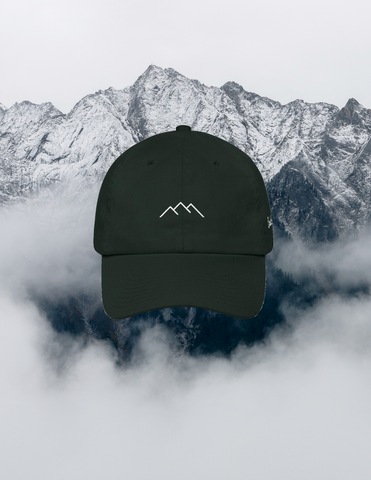Mountain Dad Cap