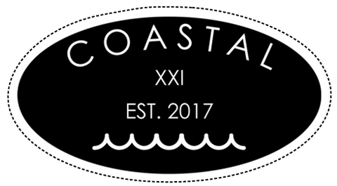 Coastal XXI Sticker