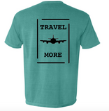 Travel More Pocket Tee