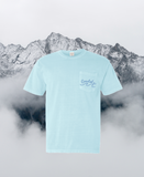 Coastal Wave Pocket Tee