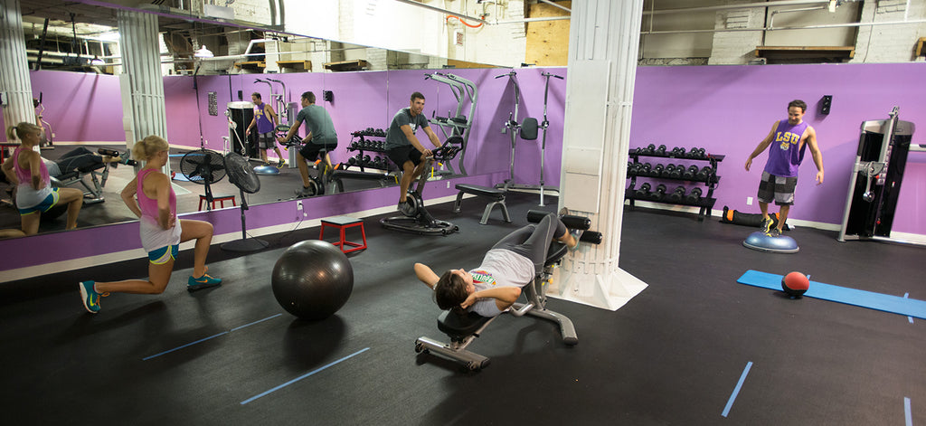 There are many advantages to adding a Fitness Center at your Workplace!