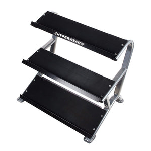 Hyperwear 3-Tier Storage Rack