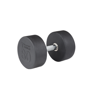 Body-Solid Rubber Round Dumbbells