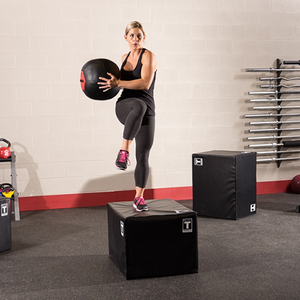 Body-Solid Soft-Sided Plyo Box