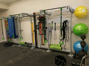 Prism Fitness Smart Functional Training Center - 4 Section