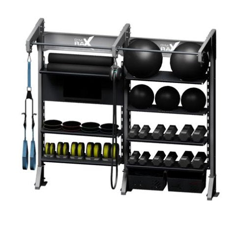 Gym Rax Double Suspension Bay