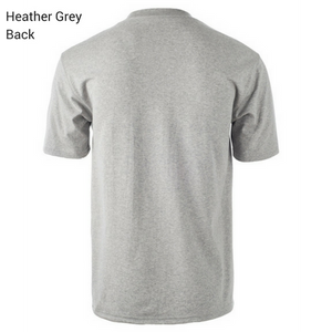 The Axtion Tee (AX)(Heather Grey)