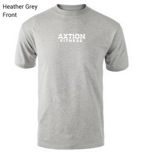 The Axtion Tee (Heather Grey)