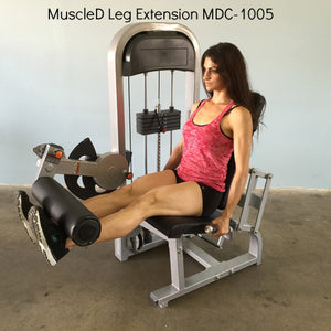 MuscleD Classic Single Station Strength Equipment