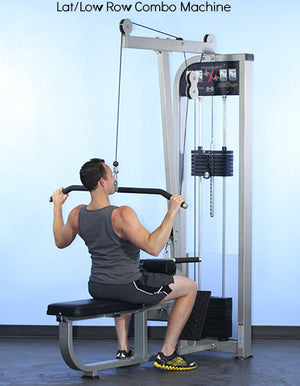 MuscleD Dual Function Strength Machines