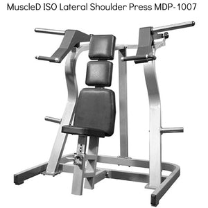MuscleD Power Leverage Machines