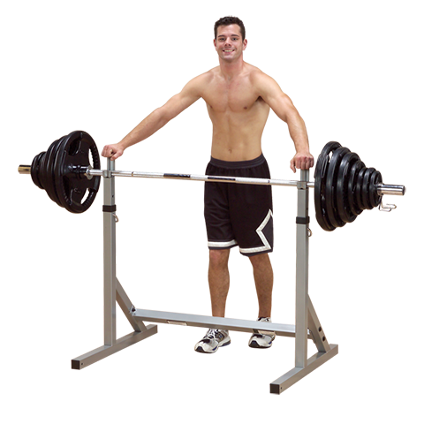 Body-Solid Powerline Squat Rack