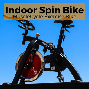 MuscleCycle Indoor Spin Bike