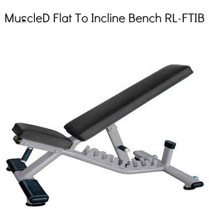 MuscleD Free Weight Equipment – RL Series