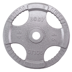 Body-Solid Steel Grip Olympic Plates