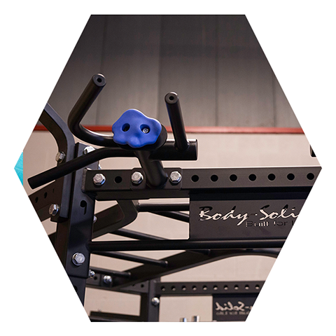 Body-Solid Hexagon System Rig