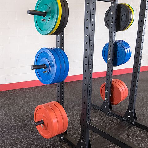 Body-Solid Commercial Extended Power Rack Package