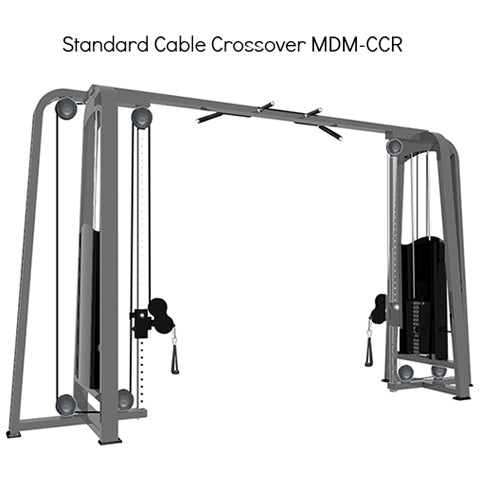 MuscleD Standard Cable Crossover