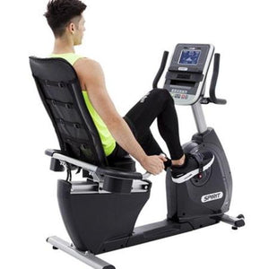 Home Essentials Recumbent Bike 100