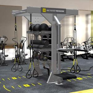TRX Wall T-Unit Floor Solution