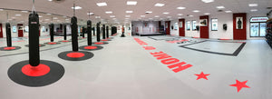 Tatami: Martial Arts Floor by PaviFlex