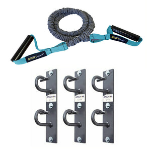 Anchor Gym CORE Bundle (3 x H2 Units) + Resistance Sleeved Tubing