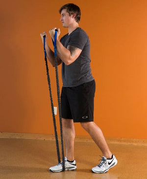 Prism Fitness - Smart Guard Sleeved Tubing