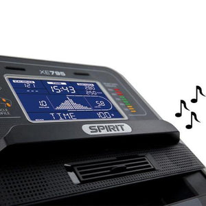 Spirit XE795 Studio Elliptical