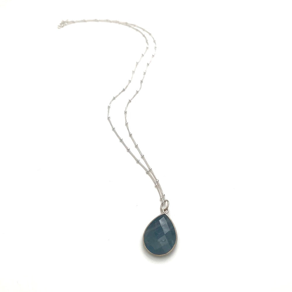 Gemstone Necklace