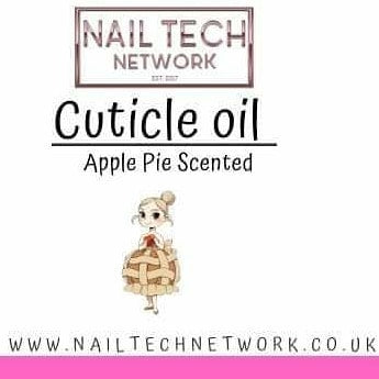 Apple Pie Scented Cuticle Oil