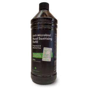Saloncide Anti-Microbial Hand Sanitiser 1l refil