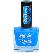 Hit the bottle stamping polish - Blutonium