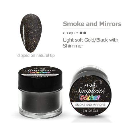 NSI Simplicité colour pot Smoke And Mirrrors 7g