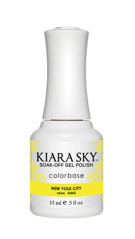 Kiara Sky Gel Polish New Yolk City - G443