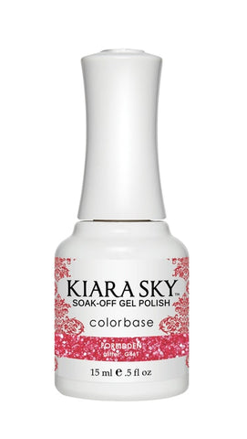 Kiara Sky Gel Polish Forbidden - G461