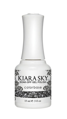 Kiara Sky Gel Polish Graffiti - G462