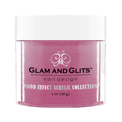 Glam & Glits Mood Effect Collection - White rose