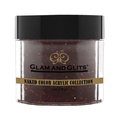 Glam & Glits Naked Color Collection Merlot-A-Go-Go