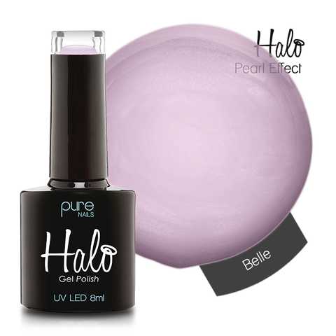 Halo Gel Polish Belle