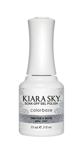 Kiara Sky Gel Polish Time For A Selfie - G437