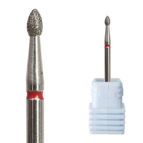Halo Diamond Burr Cuticle Clean Bit (Fine)