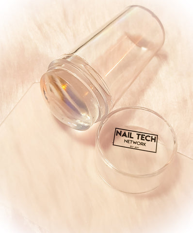 Nail Tech Network Clear Jelly Stamper