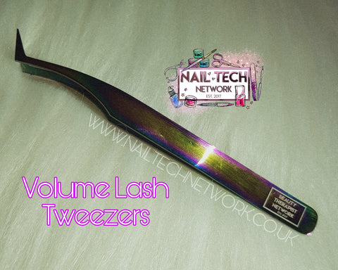 Volume lash tweezers