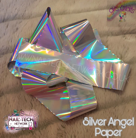 Silver Angel Paper