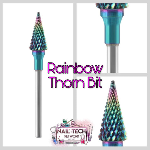 Rainbow Thorn Bit (carbide)
