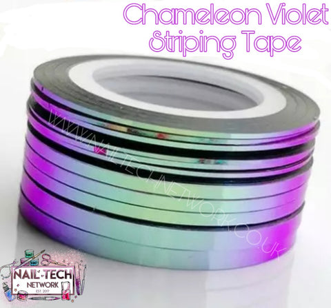 Chameleon violet striping tape