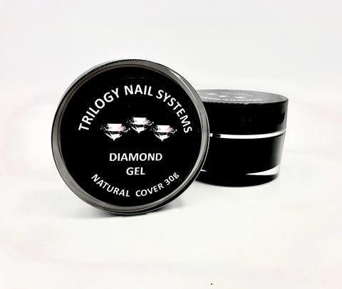 Trilogy Diamond Gel Natural Cover 15ml