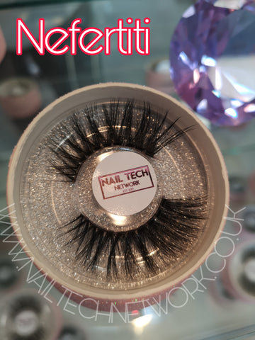 Nefertiti Strip Lashes